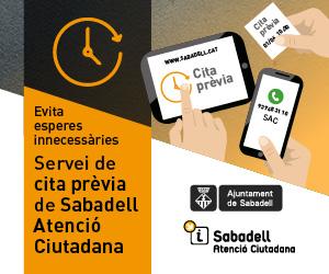 Servei de cita prèvia - Atenció Ciutadana