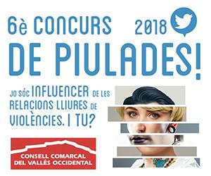 6è Concurs de Piulades del Consell Comarcal del Vallès
