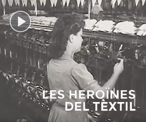 Les Heroïnes del Tèxtil - Ràdio Sabadell