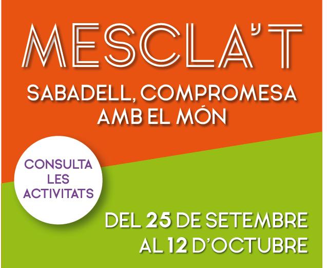 Mescla't - Sabadell, compromesa amb el món