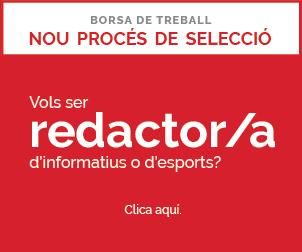 Procés Borsa de Treball a Ràdio Sabadell