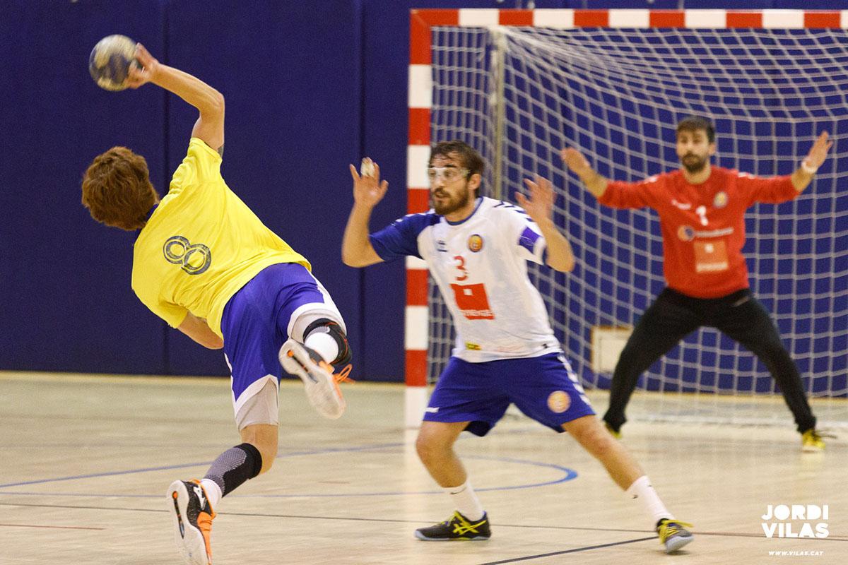 L'única victòria de la temporada del Sabadell es va donar davant el Sant Esteve Sesrovires   Jordi Vilas