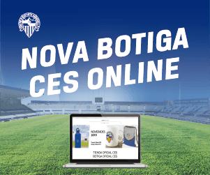 Nova botiga CES Online