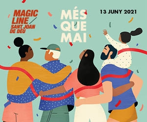 Magic Line Sant Joan de Deu