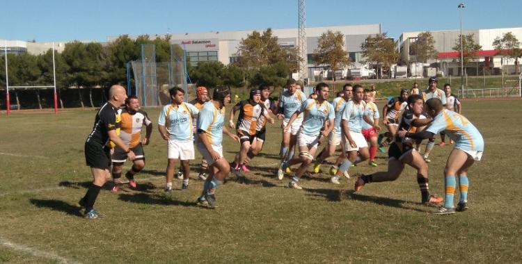 Il·lusió al Sabadell Rugbi Club de cara al debut a Primera Catalana - © Sabadell RC