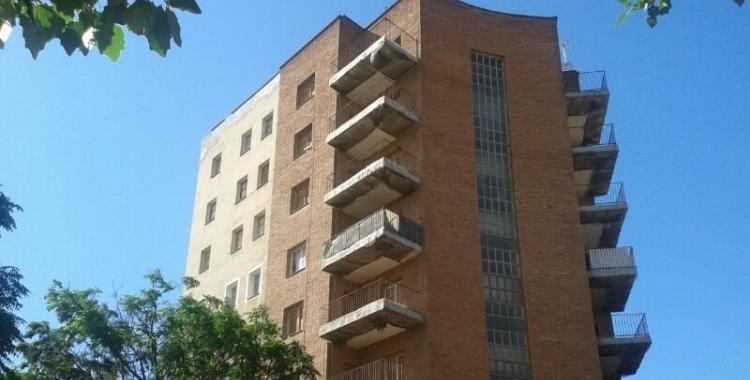 Bloc de pisos a Sabadell - © Arxiu Ràdio Sabadell