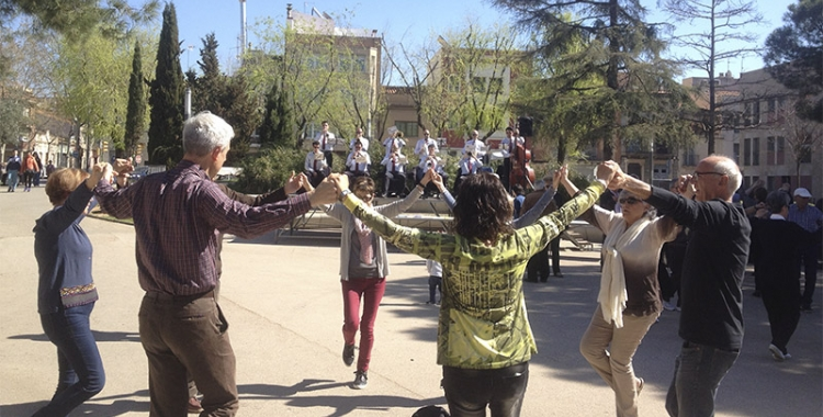 70è aniversari de Sabadell Sardanista