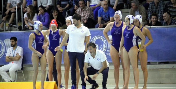 L'Astralpool Natació Sabadell femení de waterpolo jugarà la semifinal de l'Eurolliga amb l'Olympiacos