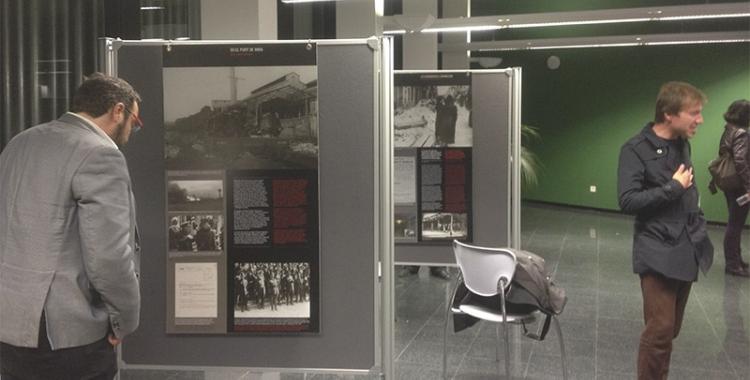 """Exposició """"Catalunya Bombardejada"""" al Centre Cívic de Torre Romeu"""