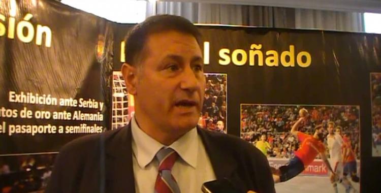 Jaume Fort és el nou president de la Federació Catalana d'handbol