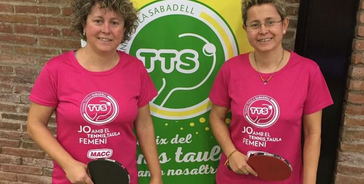 Les germanes Weisz surten amb grans opcions de medalla