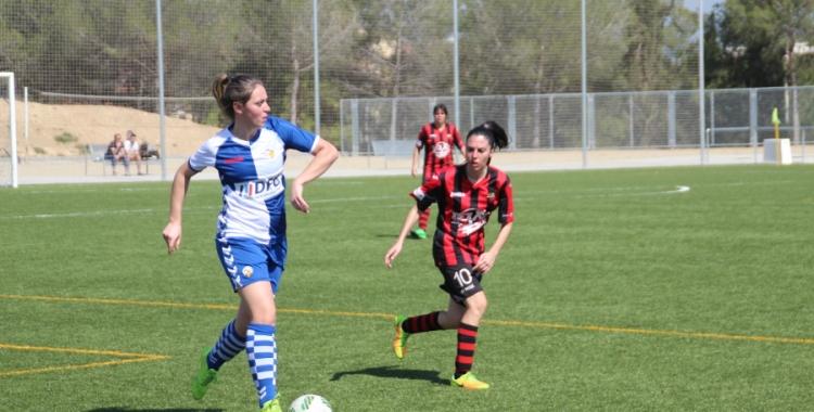 El Sabadell femení s'enfrontarà al Pallejà com va passar a la lliga