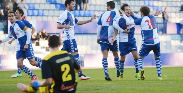 El partit de la primera volta contra el Prat va ser el millor des de l'arribada de Gai al Sabadell   Roger Benet (CES)