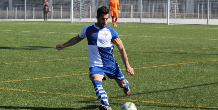 El capità del filial, Guillem Pujol, jugarà amb el primer equip   Adrián Arroyo
