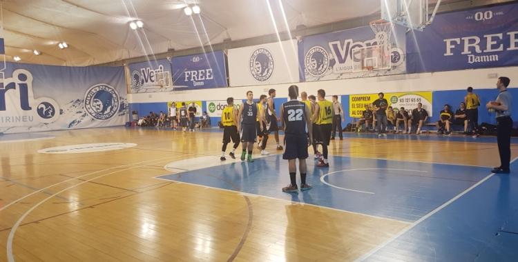El Natació Sabadell i el What's Up Pia van començar perdent