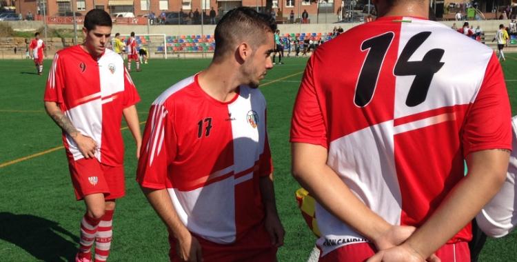 L'equip de la zona oest continuarà un any més a Segona Catalana   Adrián Arroyo