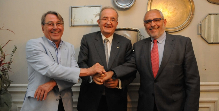 Josep Maria Catalán, nou president de PIMEC Vallès Occidental | Esteve Barlona