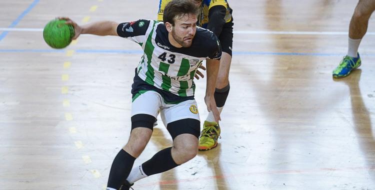 Bernat Correro amb 10 gols va ser el màxim golejador gracienc per davant dels nou de Quim Vaíllo | OAR Gràcia