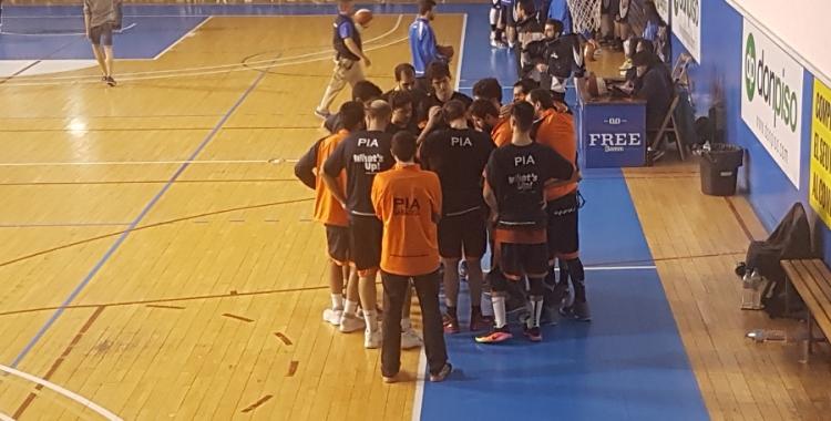 El What's Up Pia i el Natació Sabadell es juguen la permanència a la Copa Catalunya