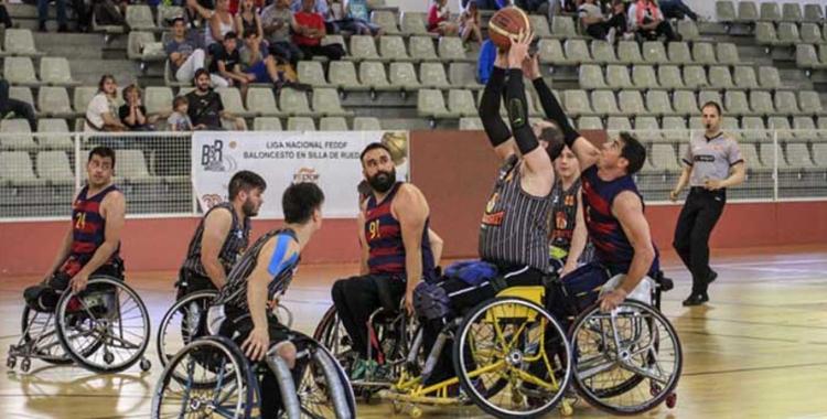 El Global Basket no ha pogut amb el Barcelona UNES en els darrers partits