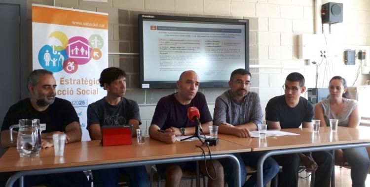 La prova pilot s'ha presentat avui a l'Institut Jonqueres/ Karen Madrid