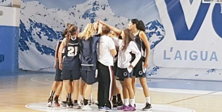 El Natació Sabadell espera tancar demà la seva permanència