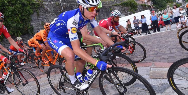 De la Cruz al Tour de Suïssa, la seva última competició   TDW