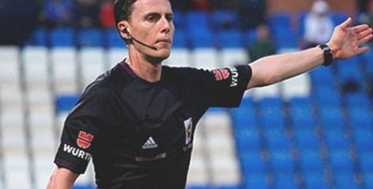 Medié Jiménez portava cinc temporades a Segona A   LFP