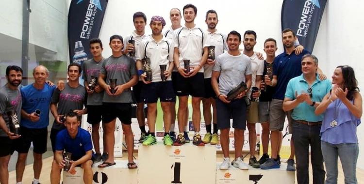 El Tennis Sabadell ha tornat a pujar al calaix més alt del podi | Las noticias de Cuenca