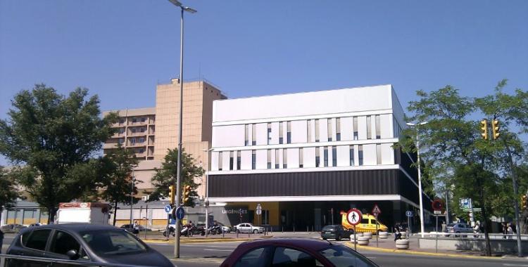 Imatge de l'Hospital de Sabadell
