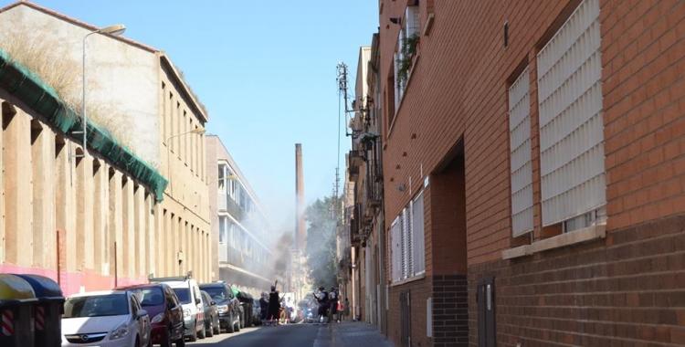 Imatge de la Despertada de Dormilegues de l'any 2016. Foto: Ràdio Sabadell