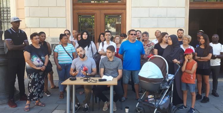 La PAH ha fet arribar les seves demandes a l'Ajuntament/ Karen Madrid