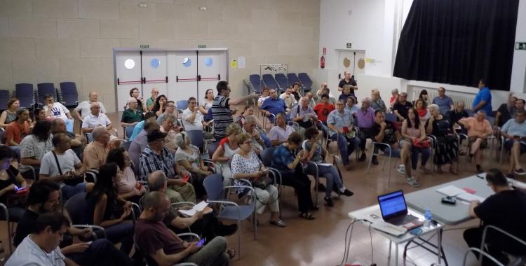 Assemblea d'Unitat pel Canvi. Foto: Cedida, Unitat pel Canvi