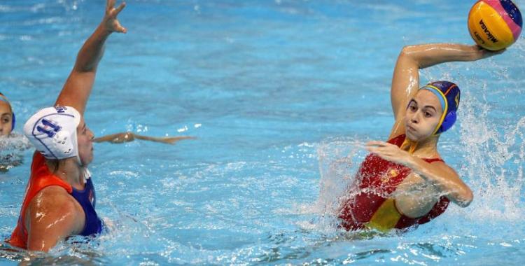 Bea Ortiz vol lluitar per les medalles al Mundial d'Hongria