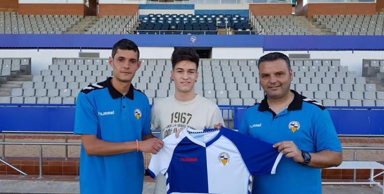 Carlos López començarà a treballar avui amb els seus jugadors