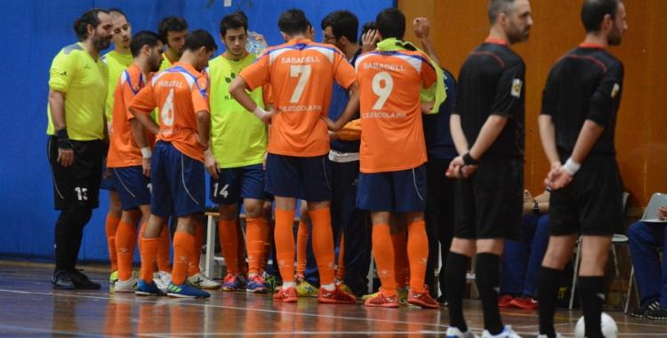 L'Escola Pia vol tornar a aspirar a les primeres posicions de la Segona B de futbol sala