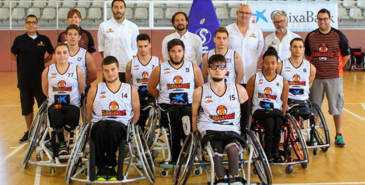 L'equip sabadellenc, amfitrió de la competició, ha acabat segon l'Estatal Promeses | Antonio Moros