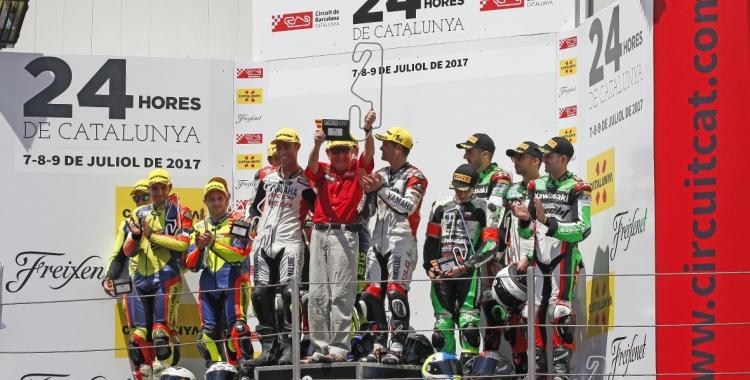 Els sabadellencs van trepitjar el podi per primer cop en 14 anys | Circuit de Barcelona Catalunya