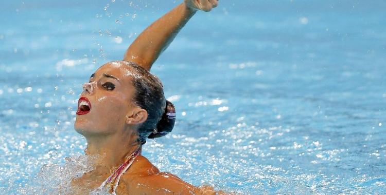 Ona Carbonell al Mundial de Kazan