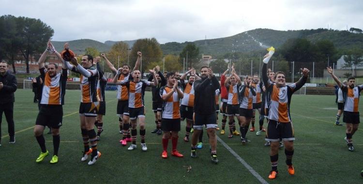 Els arlequinats tindran aquest any per primer cop tres equips| Sabadell RC