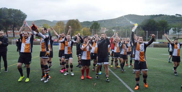 El Sabadell RC jugarà a la Divisió d'Honor Catalana
