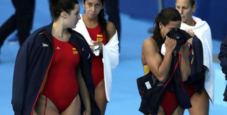 La selecció espanyola femenina ja és als vuitens de final del Mundial