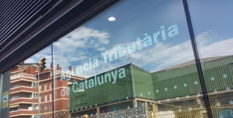 Oficina de l'Agència Tributària de Catalunya a Sabadell   Pau Duran