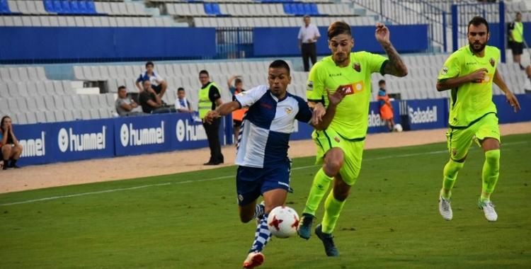 Felipe Sanchón ha estat un dels arlequinats més destacats en el debut | Críspulo Díaz