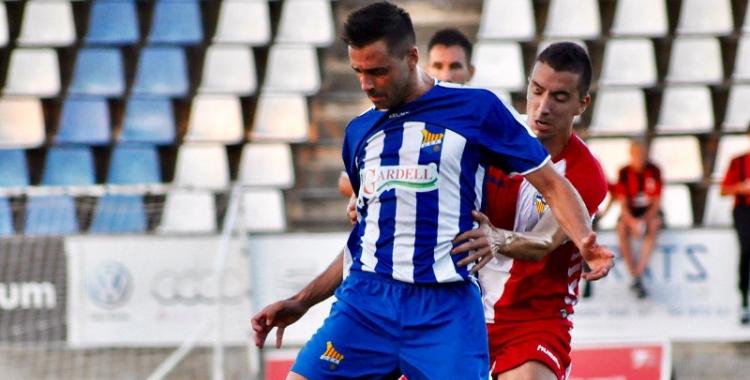 Pedro Capó tornarà a ser titular diumenge contra la Montanyesa