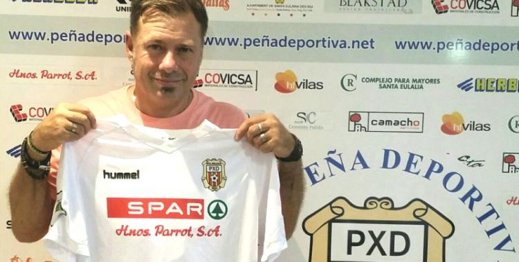 Quereda va passar en unes setmanes de tornar al Sabadell a marxar a Eivissa | Peña Deportiva