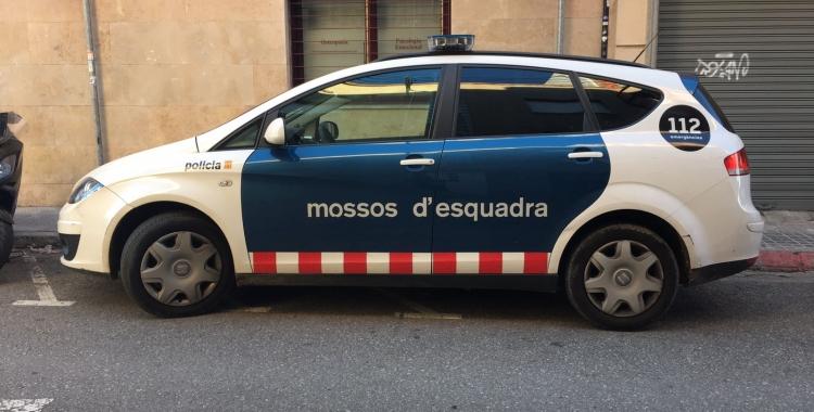 El cas es troba ara en mans dels Mossos d'Esquadra