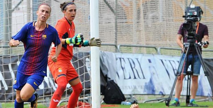 Mariajo Pons estarà dues o tres setmanes de baixa