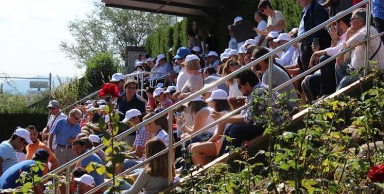 Les instal·lacions del CTS acullen la final del 25è Trofeu Internacional de Tennis de Sabadell