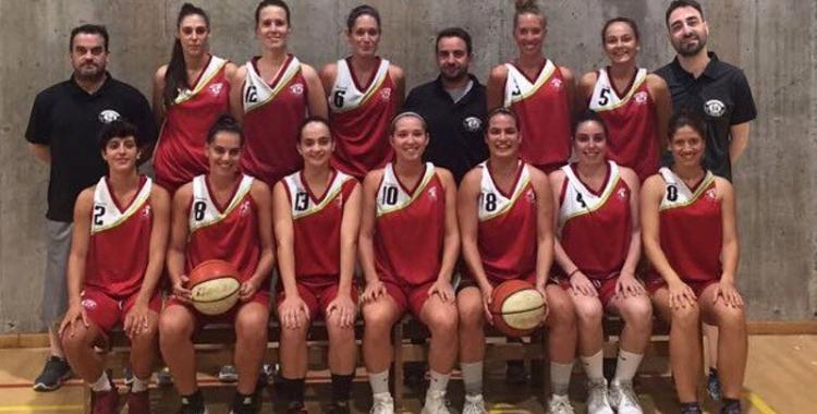 El Sant Nicolau femení s'estrena a la Copa Catalunya visitant el Tarragona